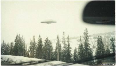 НЛО рассекретят в 2013 году