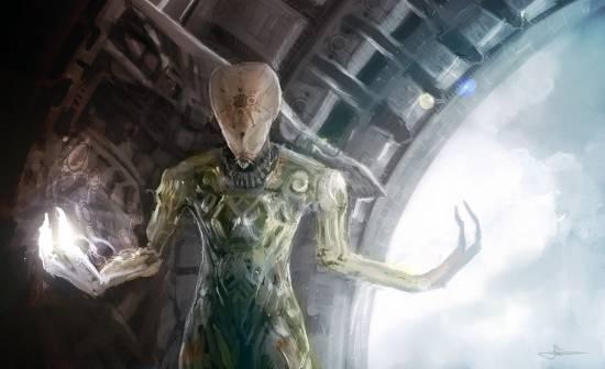 Египте обнаружили инопланетяни