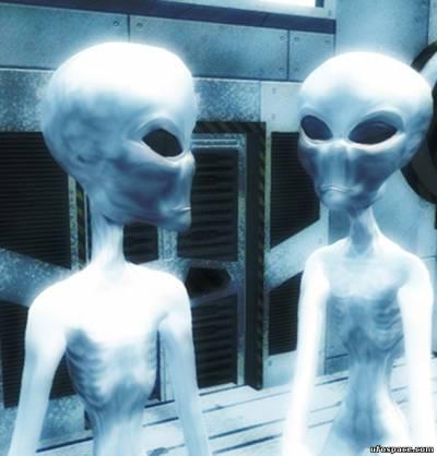 Двое инопланетян