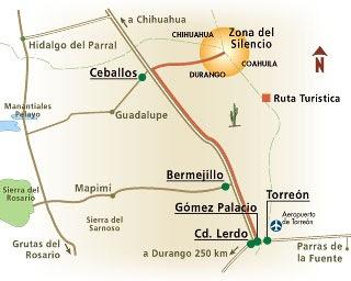 Загадочная зона в Мексике: зона тишины, зона молчания