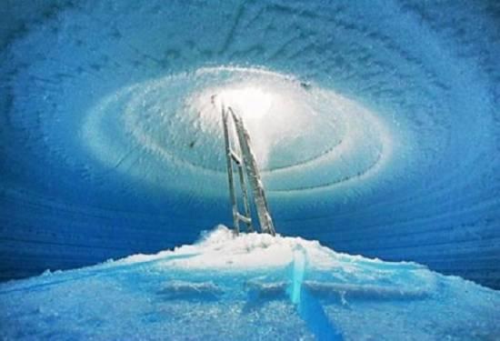 Российские учёные возобновили бурение глубинной скважины к реликтовому озеру Восток