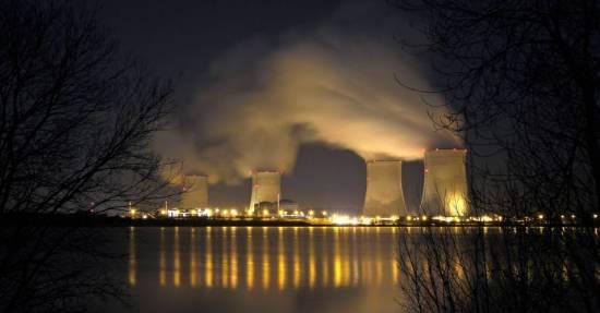 НЛО вблизи атомных станций Франции