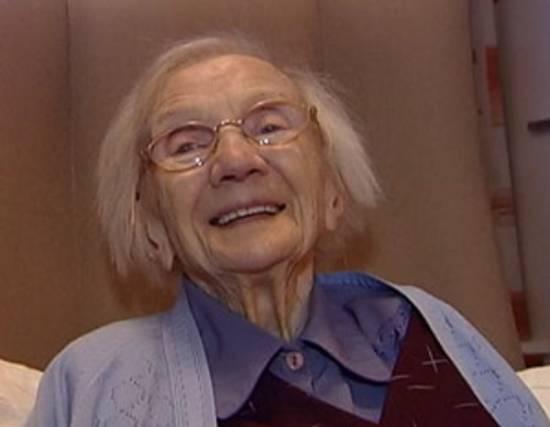 109-летняя жительница Шотландии рассказала о секрете долгой жизни
