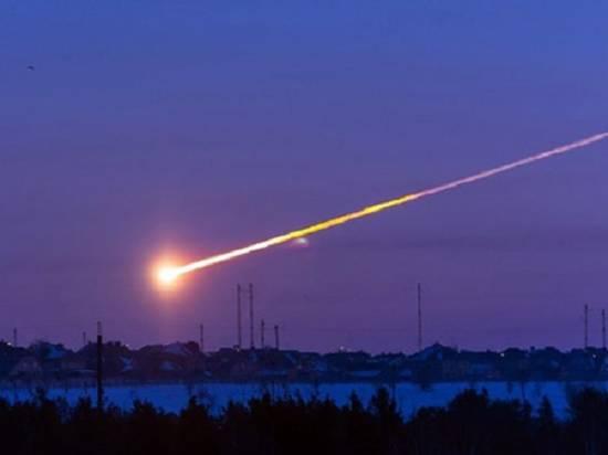 Версия: Челябинский метеорит или нло