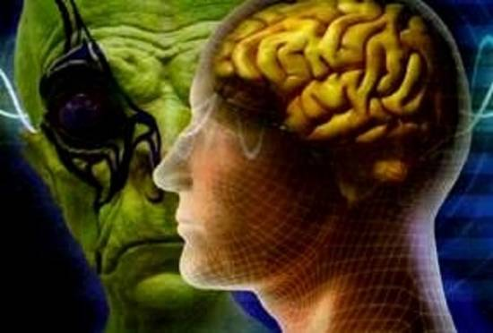Телепатические контакты с пришельцами