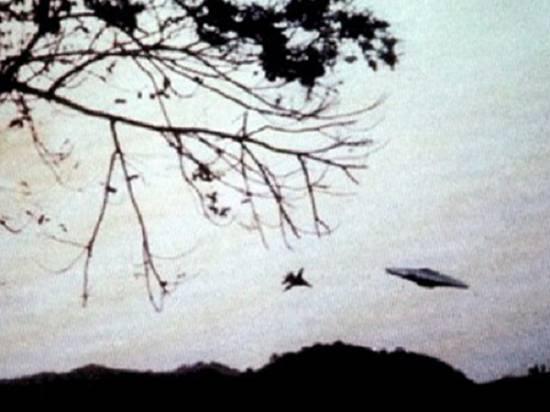 НЛО, летающие тарелки над Пуэрто-Рико