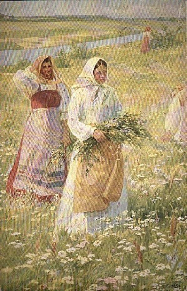 Секреты сбора целебных трав. Опыт целительницы