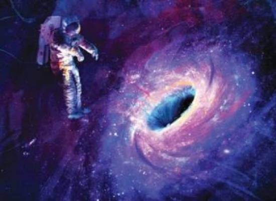 что будет с человеком при попадании в черную дыру