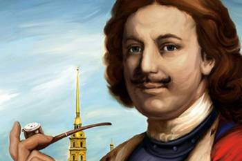 Как царь Петр русский народ на табак подсадил