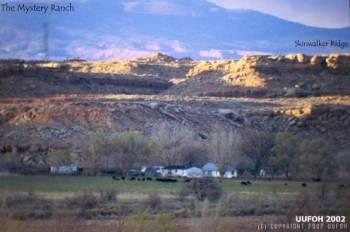 ранчо Скинуокер в долине Юинта
