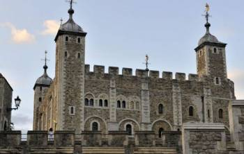 Призраки лондонского Тауэра