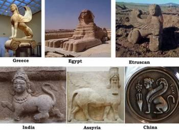 Древние сфинксы