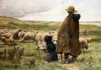Пастух-колдун