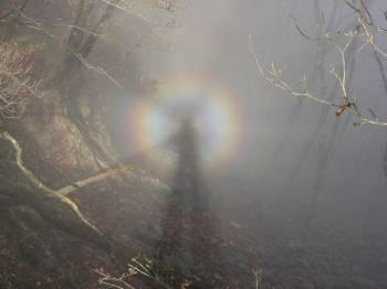 Броккенский призрак