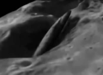 Аполлон-20 все же летал на Луну и изучал инопланетный корабль