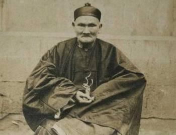 долгожитель Ли Цинъюнь