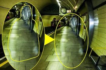 Жителя Лондона в метро преследовал призрак Уинстона Черчилля