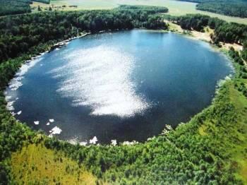 Озеро Светлояр в Воскресенском районе Нижегородской области.
