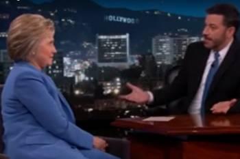 Хиллари Клинтон еще раз подтвердила серьезное отношение к НЛО