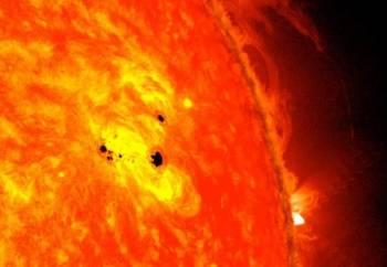 Супервспышка уничтожит ли сегодня Солнце жизнь на Земле