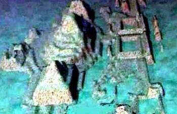 Реконструкция изображения морского дна у берегов Кубы