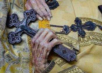 Тело епископа американской православной церкви остаётся нетленным