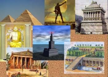 Пропавший Колизей, Тайны числа Семь