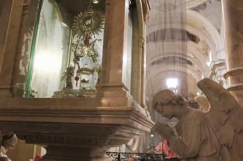 Ланчанское чудо: Кровь и плоть Иисуса