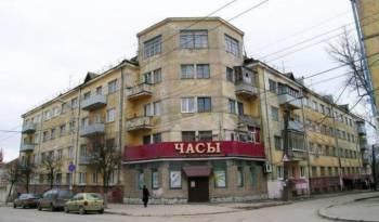 ПРИЗРАКИ В КАЛУГЕ. В доме № 100 по улице Ленина
