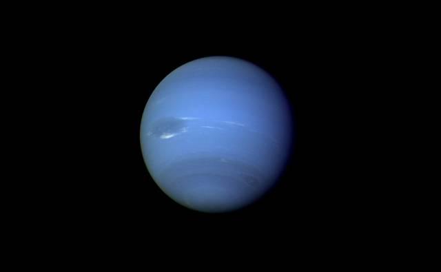 Нептун, самая далекая из известных на данный момент планет