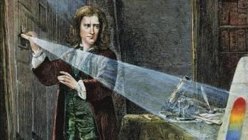 Исаак Ньютон и философский камень