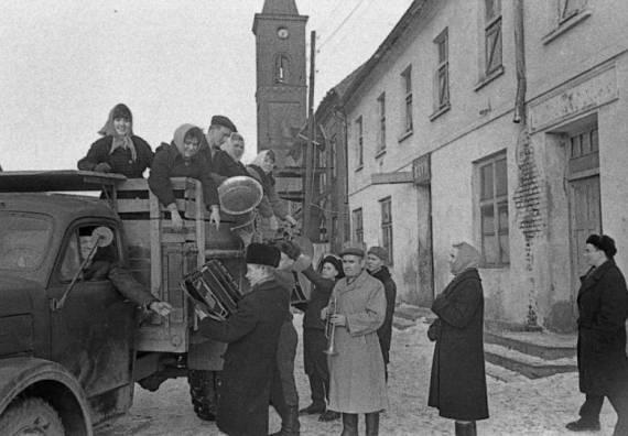 Проклятие старой Кирхи под Калининградом