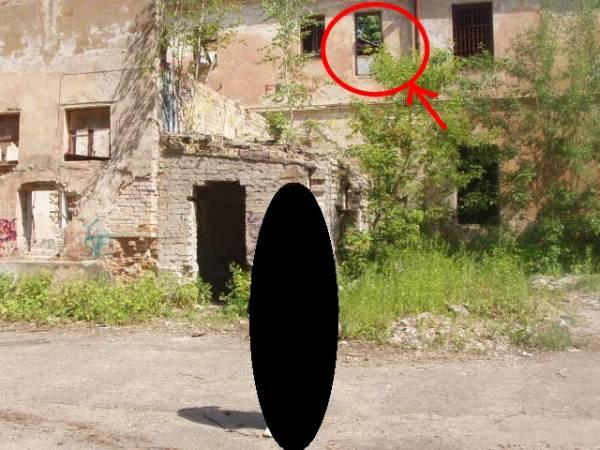 Лица замученных детей в доме на Антакальнио, 25 в Вильнюсе