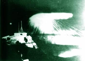 «Квакеры» — загадочные неопознанные подводные объекты