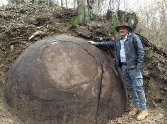 Боснийские каменные шары