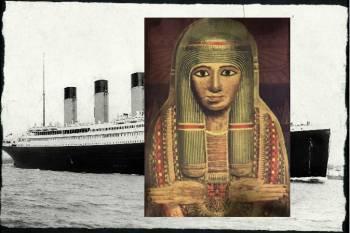 проклятие лайнере того времени — «Титанике»