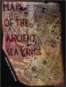 Обложка книги Чарльза Хэпгуда «Карты древних морских королей