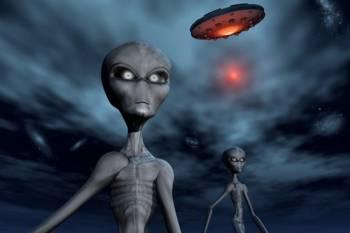 НЛО - пришельцы с других планет? Возможно, что нет...