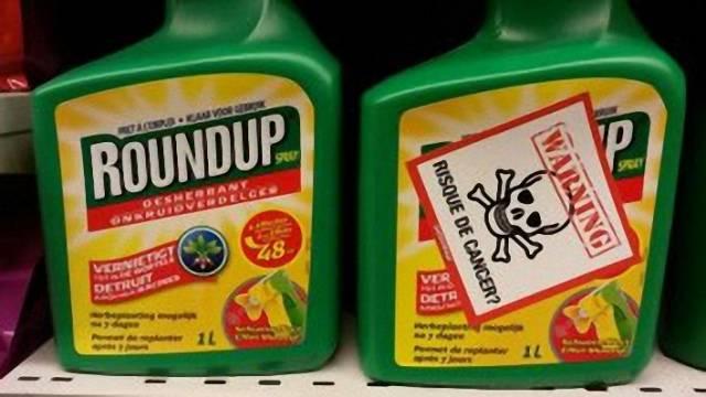 Roundup - использование глифосата