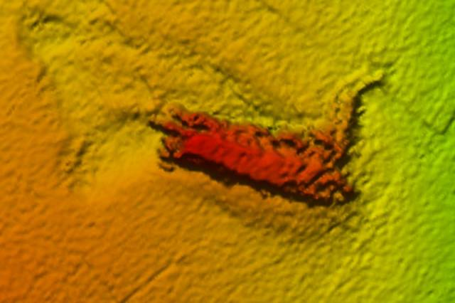 На дне озера Лох-Несс обнаружены останки чудовища