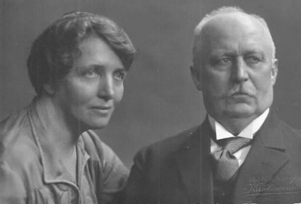 Матильда и Эрик Людендорфы