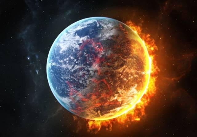 NASA: Земля будет уничтожена уже в этом месяце