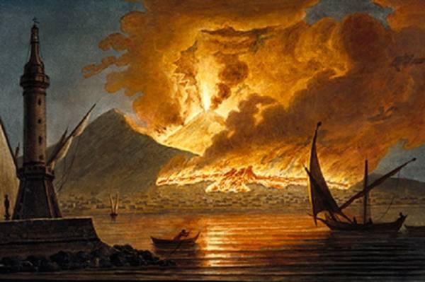 Причиной смерти античного мира назвали вулканы