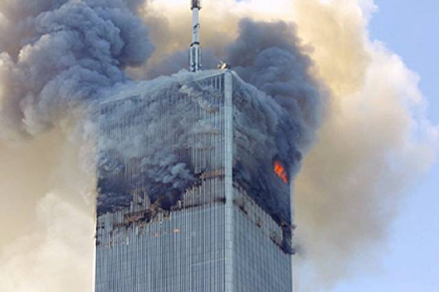 терактах США 11 сентября 2001 года