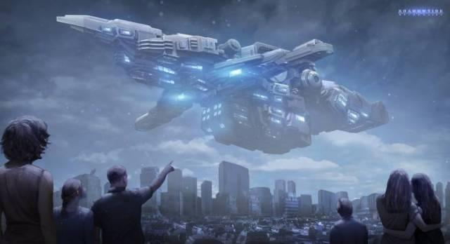 Об инопланетном вторжении созданы сотни фильмов и видеоигр