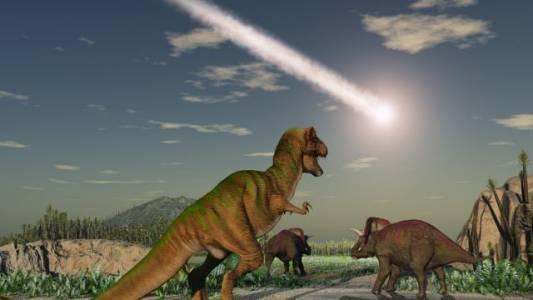 Британские ученые: Динозавры вымерли бы и без метеорита