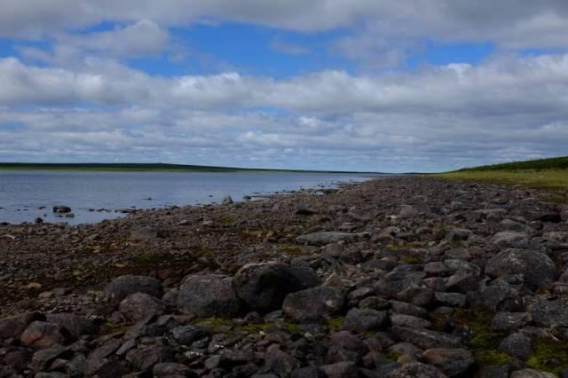 Озеро Ангикуни