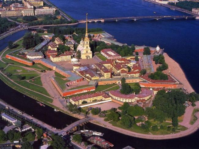 Массонские тайны Петропавловской крепости