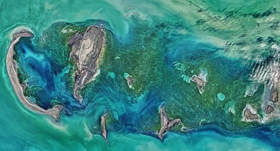 Раскрыта тайна «шрамов» на дне Каспийского моря