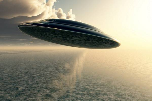 НЛО над Флоридой заснят на видео